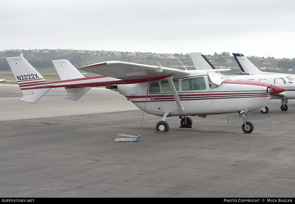 Aircraft Photo of N2222X | Cessna 337 Super Skymaster | AirHistory.net