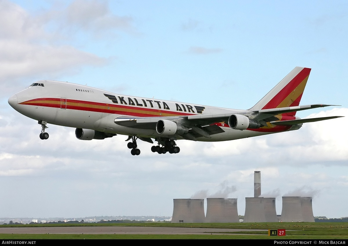 Aircraft Photo of N710CK | Boeing 747-2B4BM(SF) | Kalitta Air | AirHistory.net