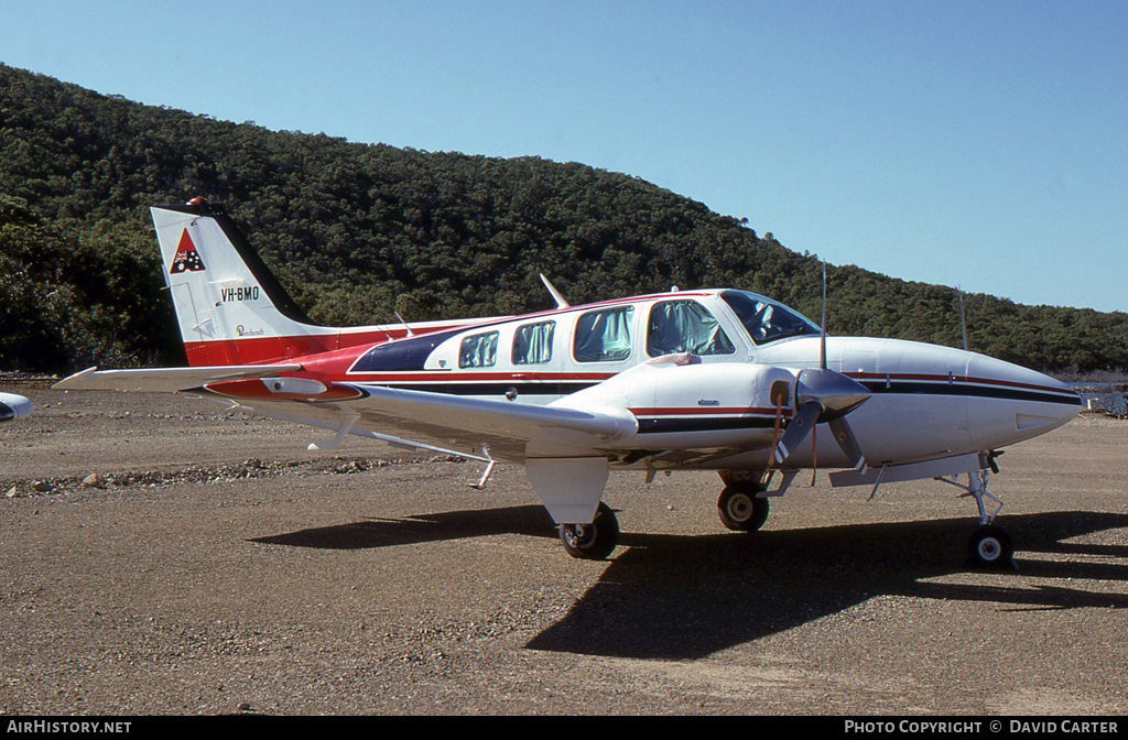 Aircraft Photo of VH-BMO | Beech 58 Baron | AirHistory.net