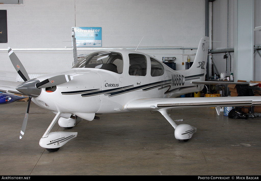 Aircraft Photo of N866C | Cirrus SR-22 | AirHistory.net