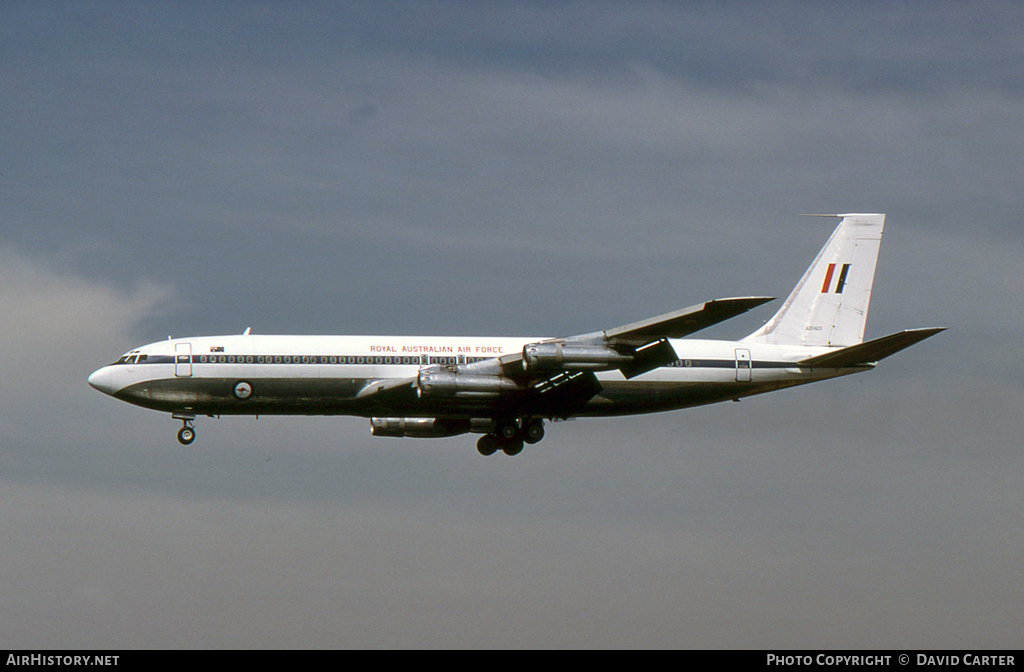 Aircraft Photo of A20-623 | Boeing 707-338C | Australia - Air Force | AirHistory.net #5950