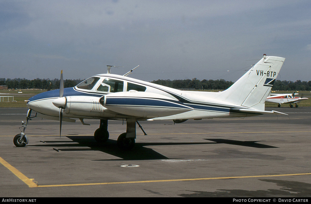 Aircraft Photo of VH-BTP | Cessna 310D | AirHistory.net #6020