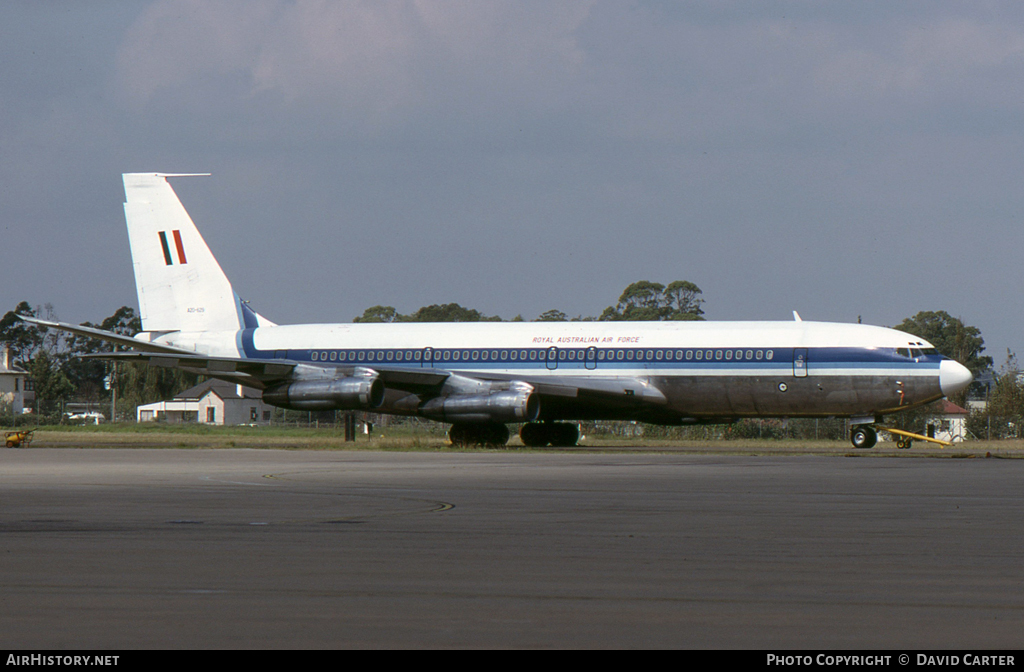 Aircraft Photo of A20-629 | Boeing 707-338C | Australia - Air Force | AirHistory.net