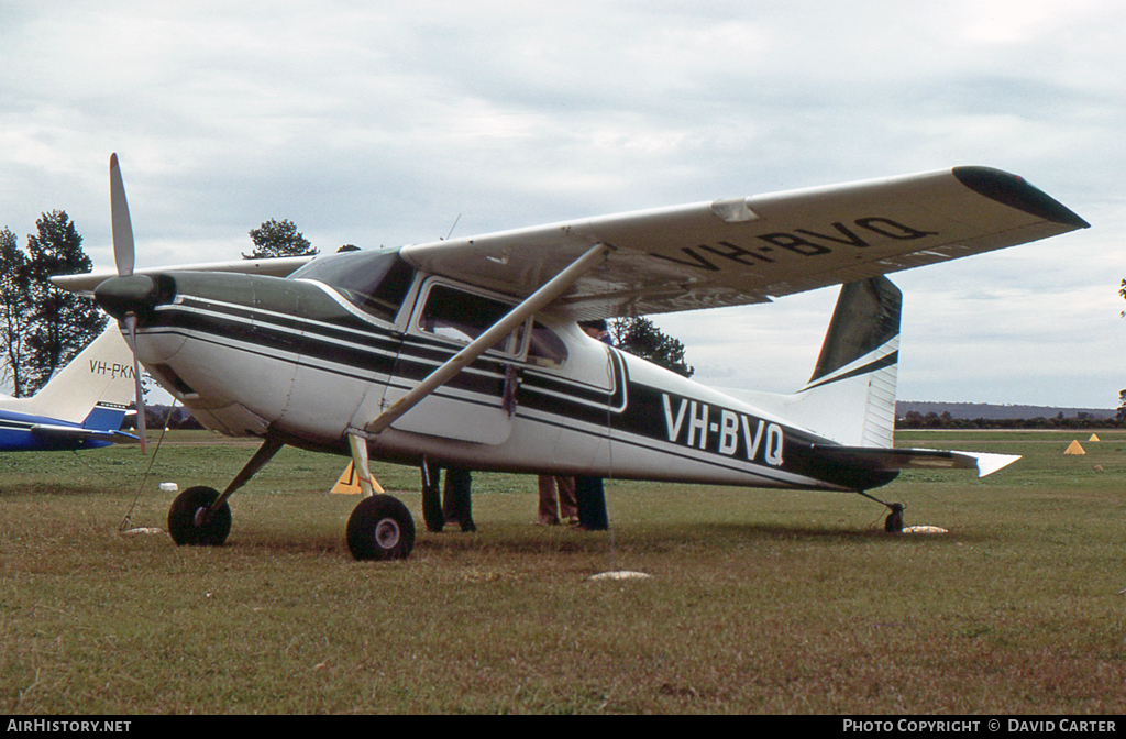 Aircraft Photo of VH-BVQ | Cessna 180 | AirHistory.net #6127