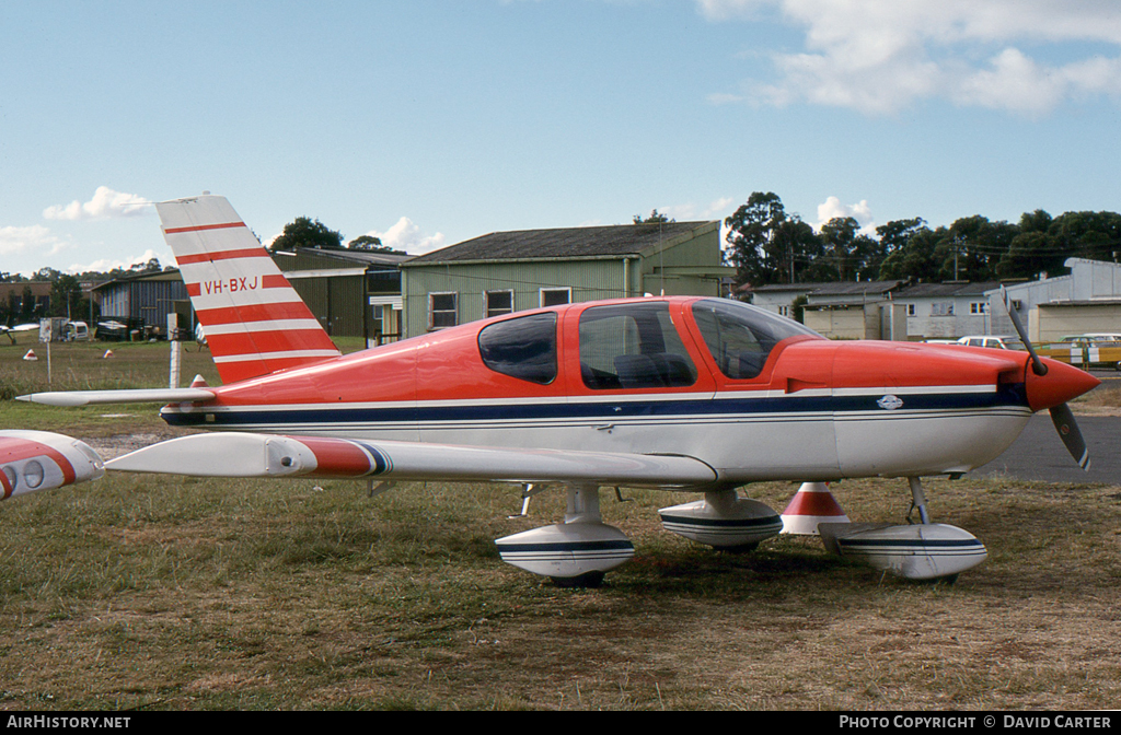 Aircraft Photo of VH-BXJ | Socata TB-10 Tobago GT | AirHistory.net #6197