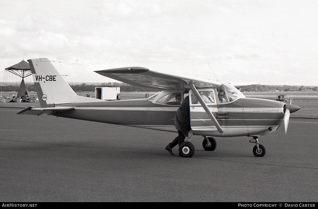 Aircraft Photo of VH-CBE | Cessna 172E Skyhawk | AirHistory.net