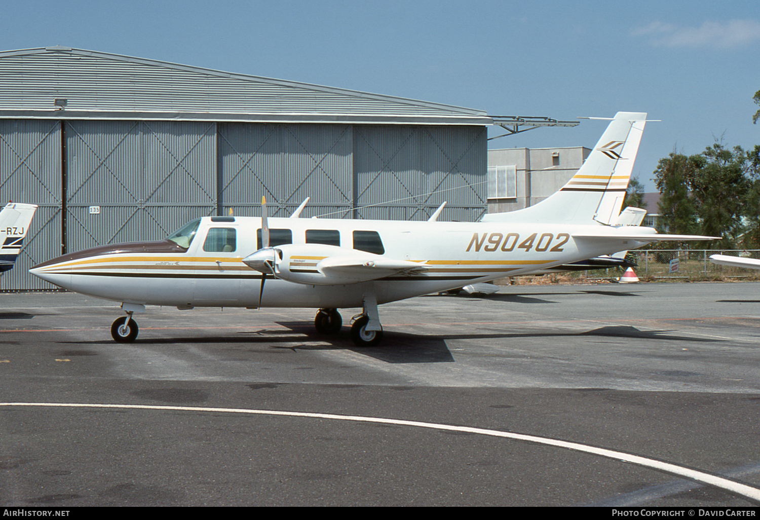 Aircraft Photo of N90402 | Ted Smith Aerostar 601 | AirHistory.net #6904