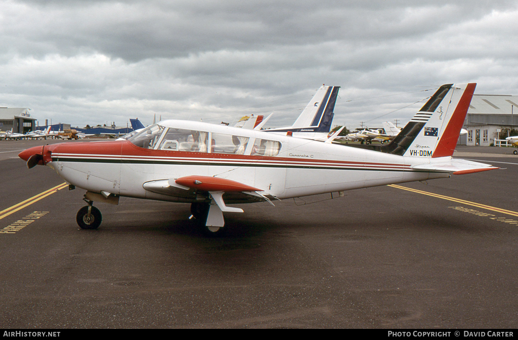 Aircraft Photo of VH-DDM | Piper PA-24-260 Comanche C | AirHistory.net #6972