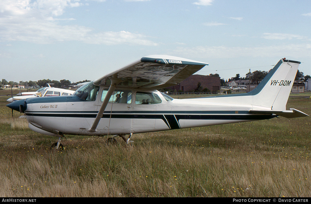 Aircraft Photo of VH-DOM | Cessna 172RG Cutlass RG | AirHistory.net #7182