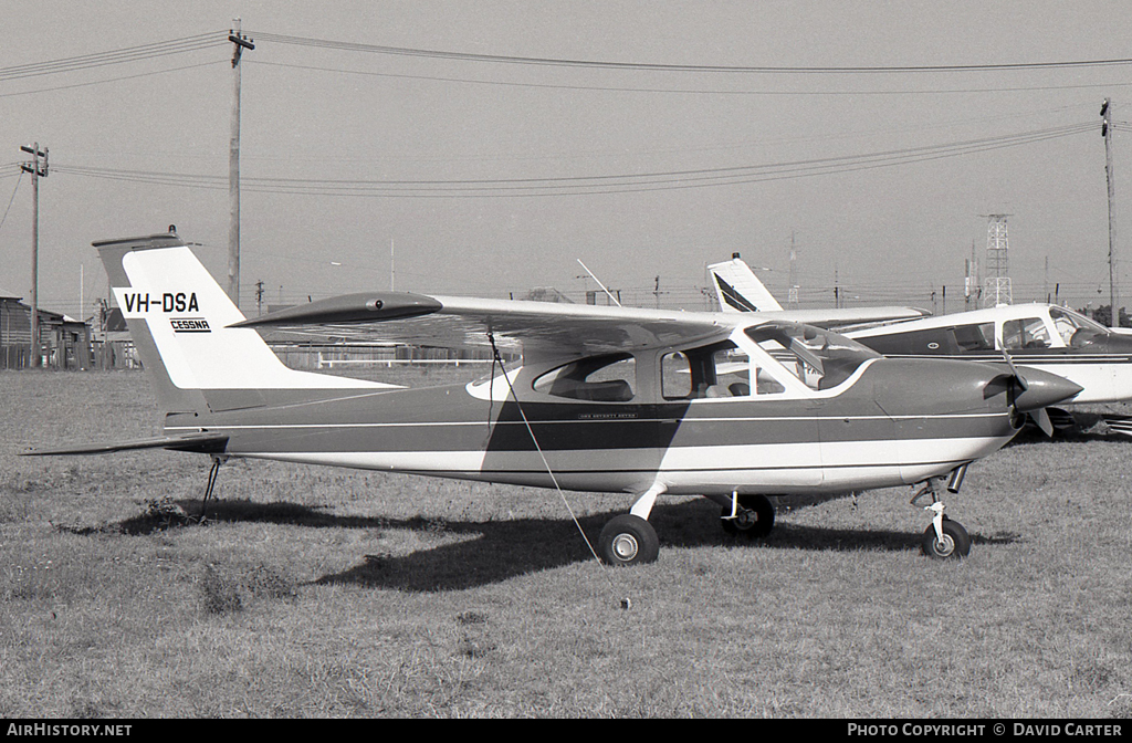 Aircraft Photo of VH-DSA | Cessna 177 Cardinal | AirHistory.net