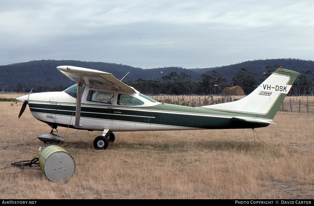 Aircraft Photo of VH-DSK | Cessna 182L Skylane | AirHistory.net