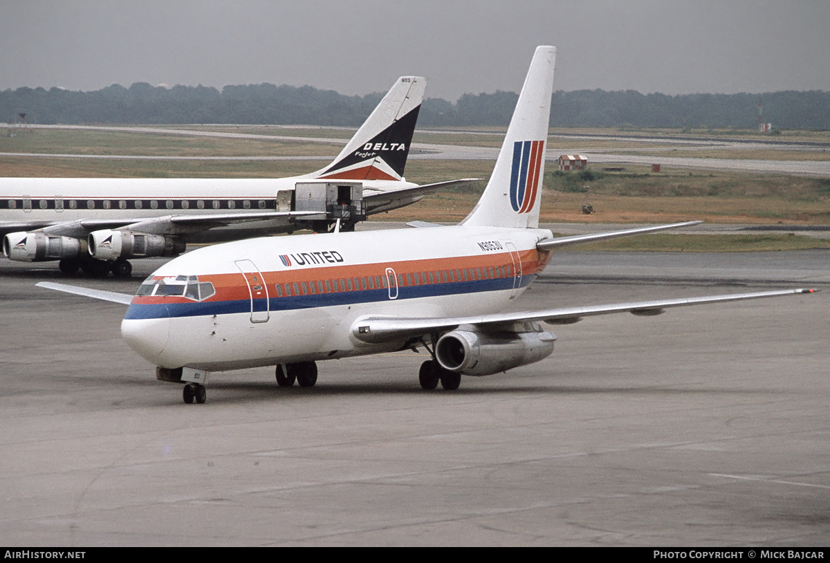 Aircraft Photo of N9053U | Boeing 737-222 | United Airlines | AirHistory.net #7408