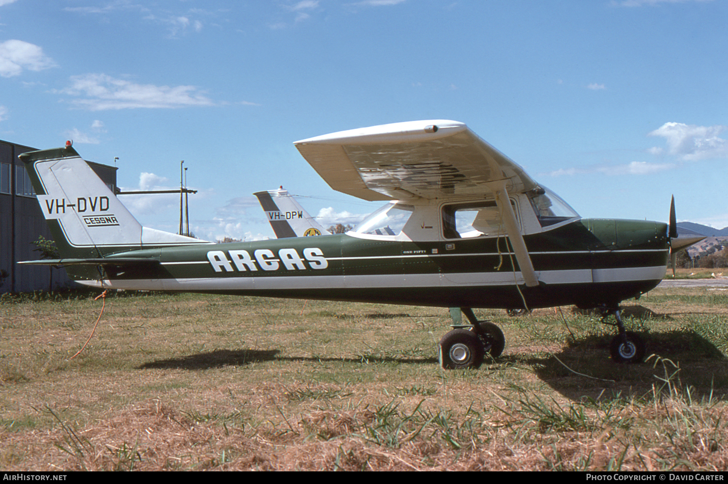 Aircraft Photo of VH-DVD | Cessna 150H | Arcas Airways | AirHistory.net #7447