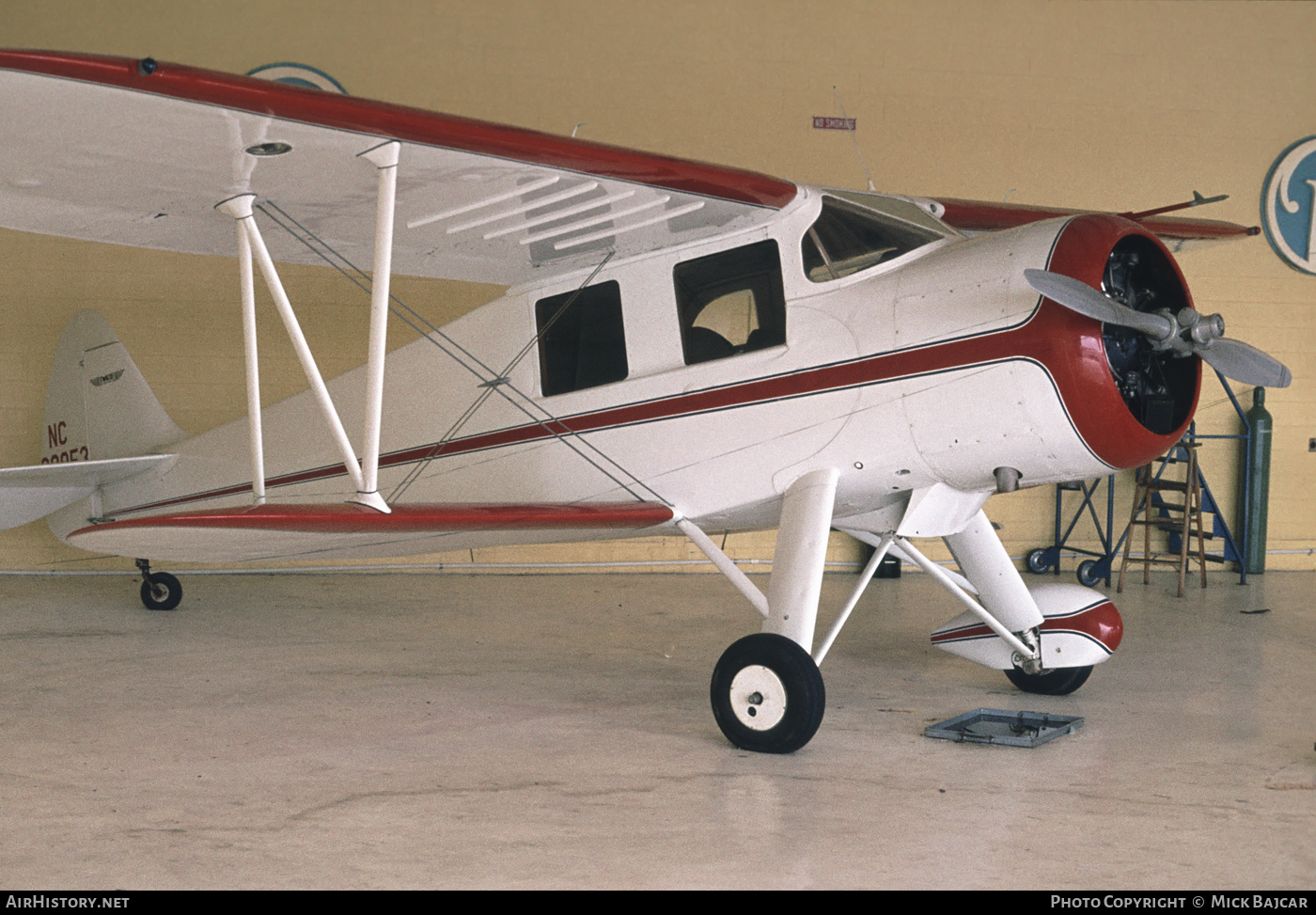 Aircraft Photo of N20953 / NC20953 | Waco ARE | AirHistory.net