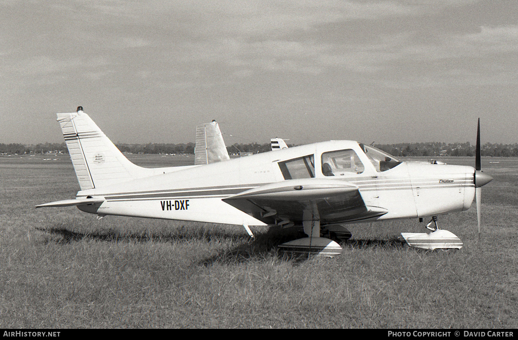 Aircraft Photo of VH-DXF | Piper PA-28-140 Cherokee Cruiser | AirHistory.net #7500