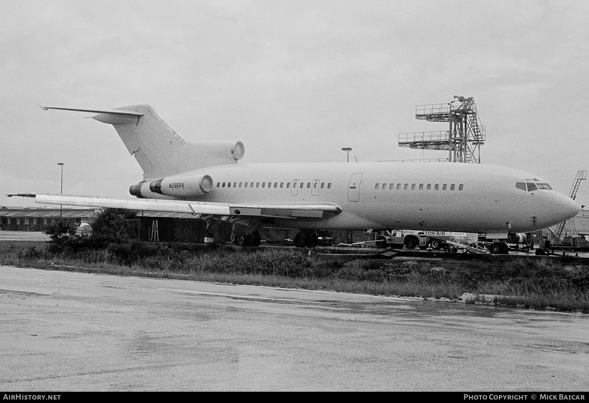 Aircraft Photo of N2969V | Boeing 727-21C | AirHistory.net