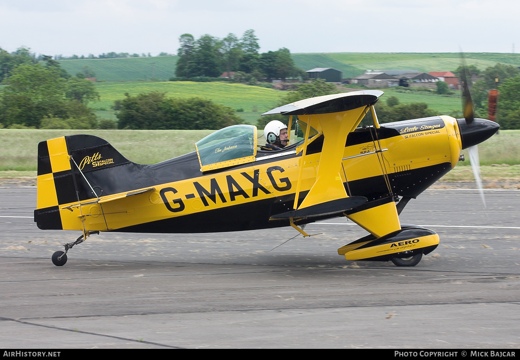 Aircraft Photo of G-MAXG | Pitts S-1S Special | AirHistory.net #7953