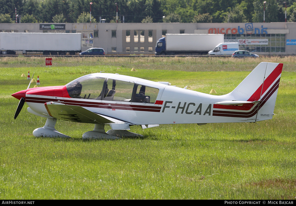 Aircraft Photo of F-HCAA | Robin DR-400-180 Regent | AirHistory.net #8110