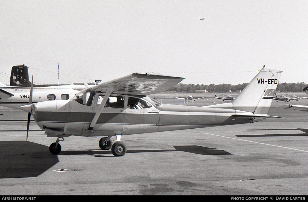 Aircraft Photo of VH-EFD | Cessna 172H A1 | AirHistory.net #8115