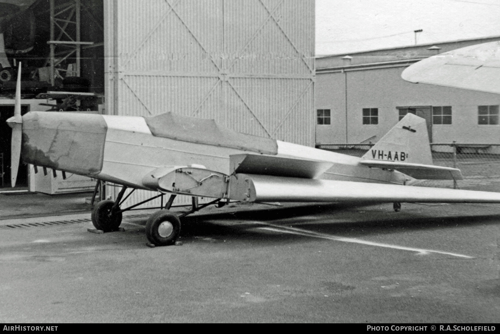 Aircraft Photo of VH-AAB | British Aircraft L25C Swallow II | Marshall Airways | AirHistory.net