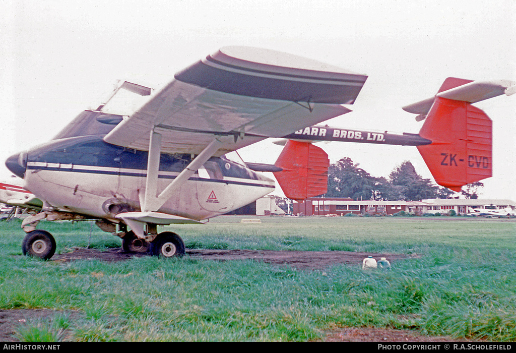 Aircraft Photo of ZK-CVD | Transavia PL-12 Airtruk | Barr Bros | AirHistory.net #8407