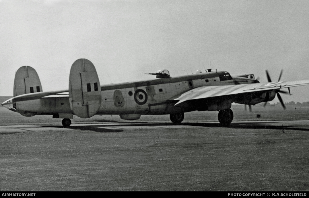 Aircraft Photo of WG531 | Avro 696 Shackleton MR2 | UK - Air Force | AirHistory.net