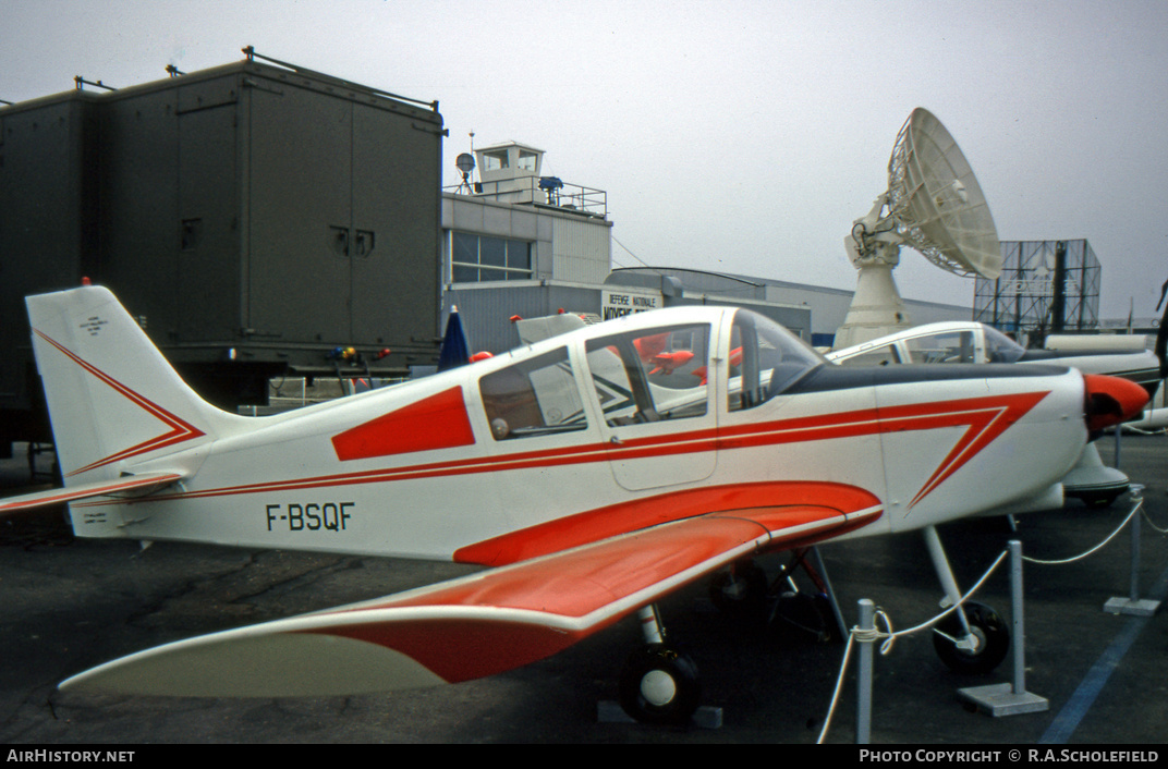 Aircraft Photo of F-BSQF | Gazuit-Valladeau GV-1020 | AirHistory.net #8601
