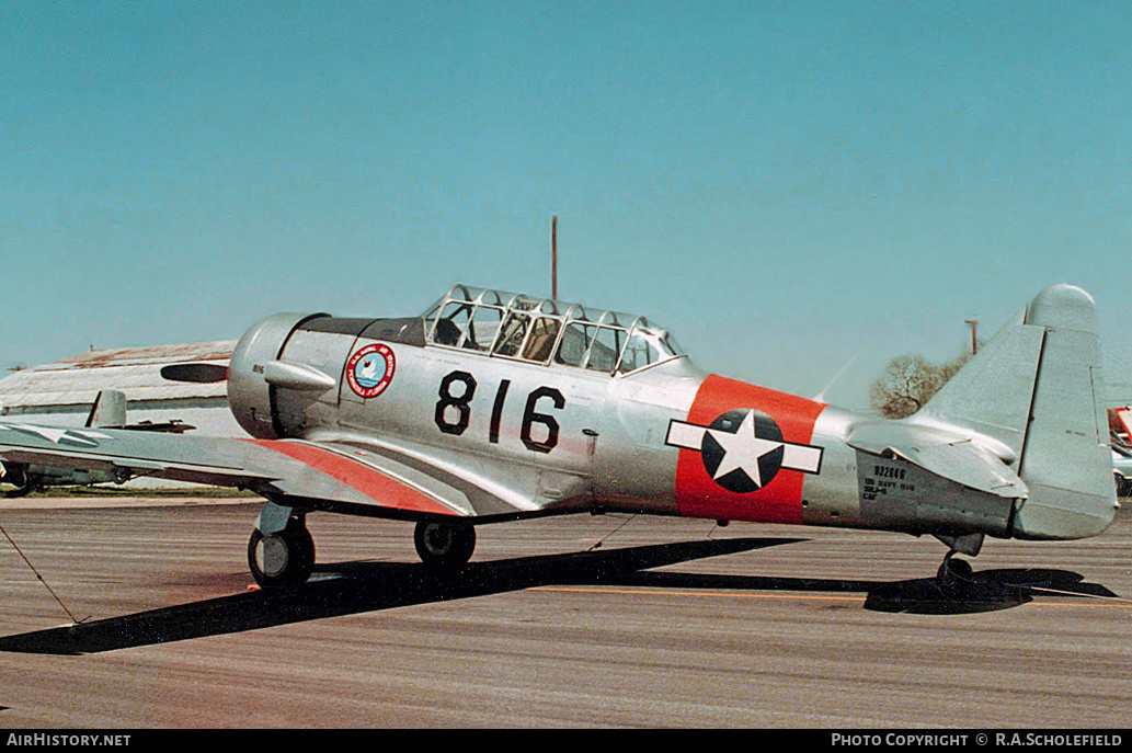 Aircraft Photo of N3264G | North American SNJ-5 Texan | USA - Navy | AirHistory.net #9037