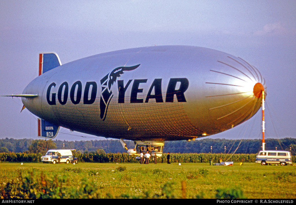 Aircraft Photo of N2A | Goodyear GZ-20A Blimp | Goodyear | AirHistory.net