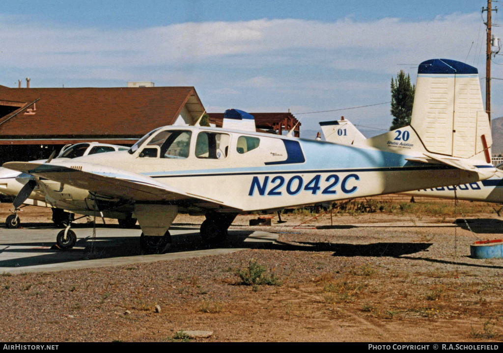 Aircraft Photo of N2042C | Beech 95 Travel Air | AirHistory.net