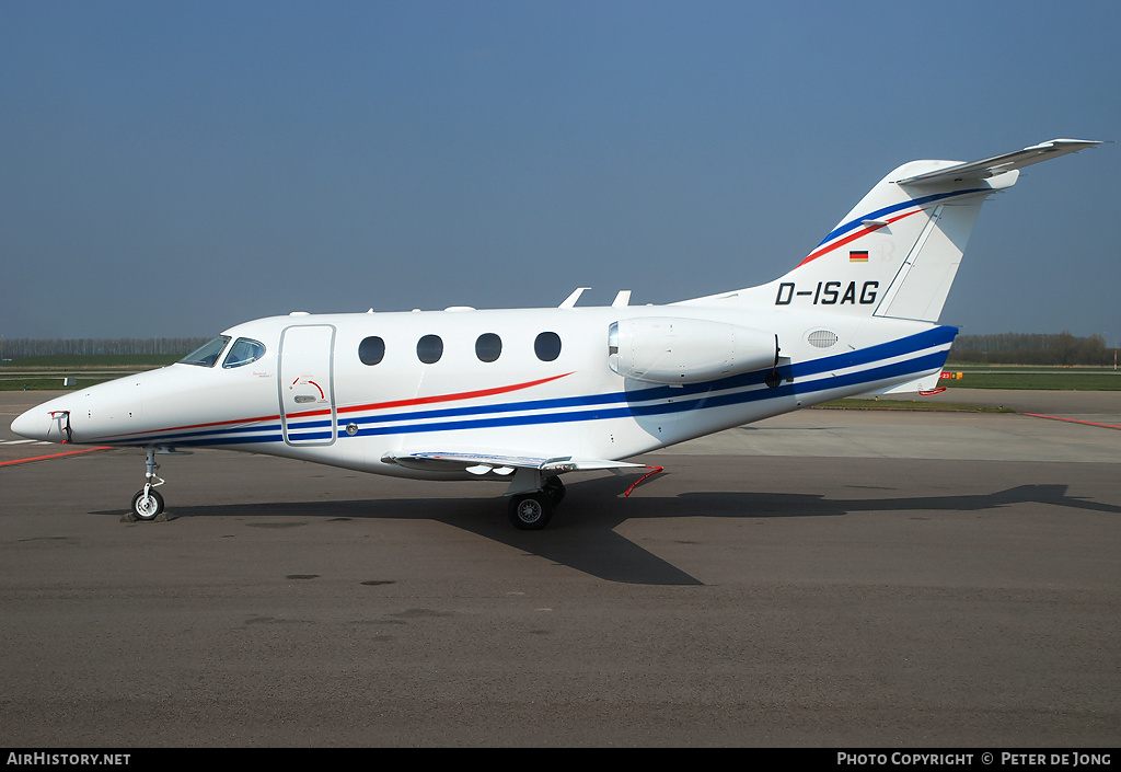 Aircraft Photo of D-ISAG | Hawker Beechcraft 390 Premier IA | AirHistory.net
