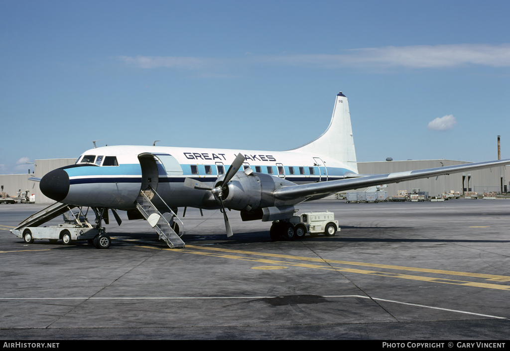 Aircraft Photo of CF-GLR | Convair 440-75 Metropolitan | Great Lakes Airlines | AirHistory.net