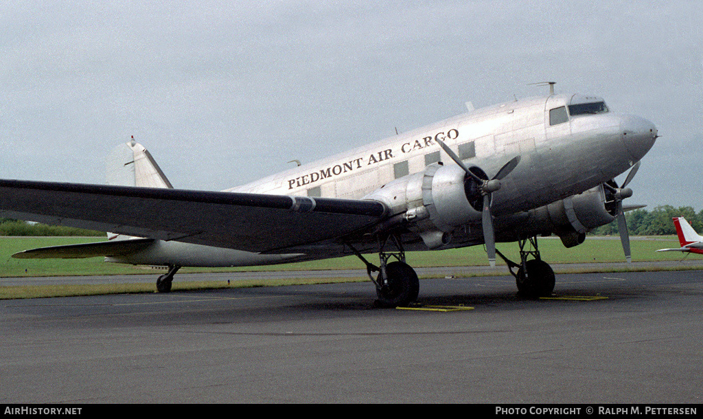 Aircraft Photo of N81B | Douglas C-53 Skytrooper | Piedmont Air Cargo - PAC | AirHistory.net #11508