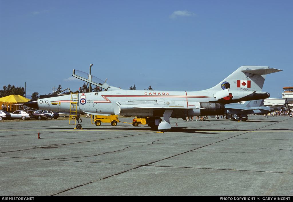 Aircraft Photo of 101010 | McDonnell CF-101B Voodoo | Canada - Air Force | AirHistory.net #25130