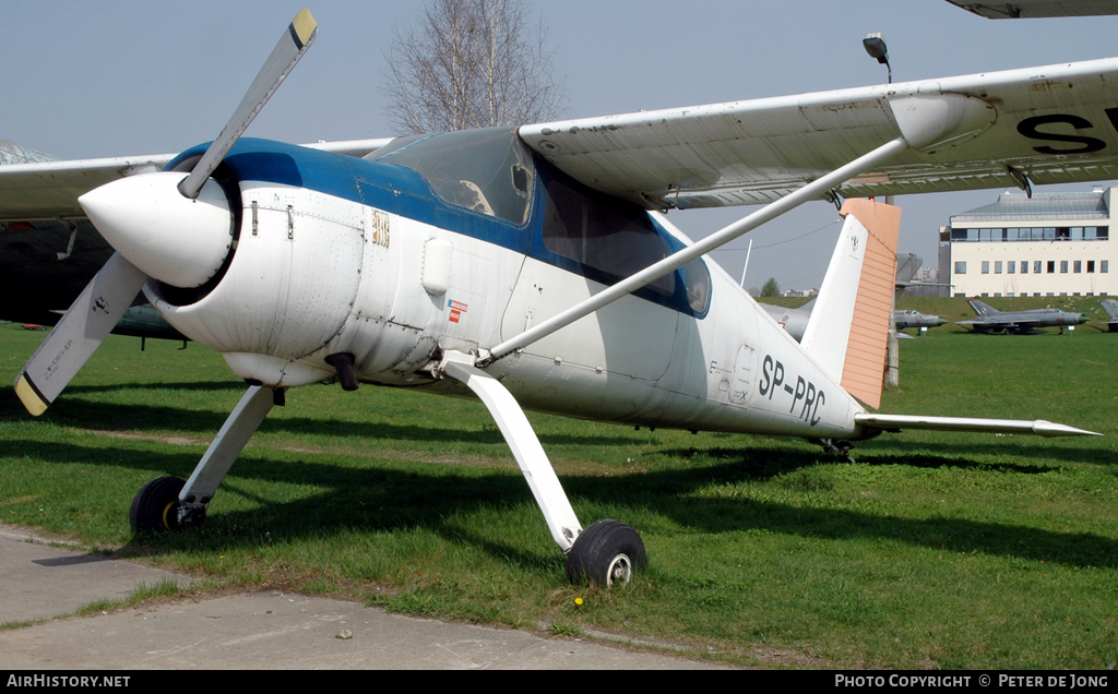 Aircraft Photo of SP-PRC | PZL-Okecie PZL-105 Flaming | AirHistory.net #25980