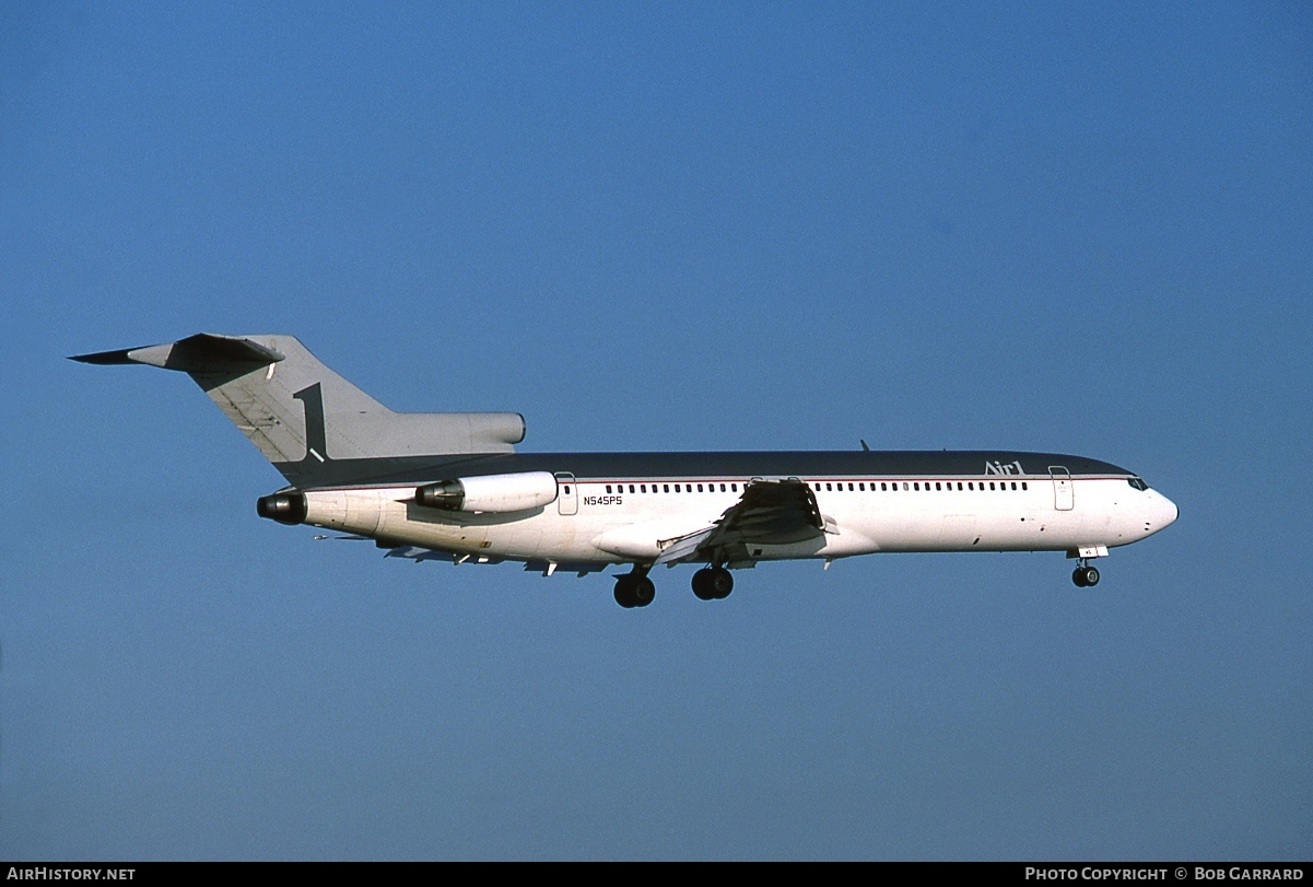 Aircraft Photo of N545PS | Boeing 727-214 | Air 1 | AirHistory.net #27117