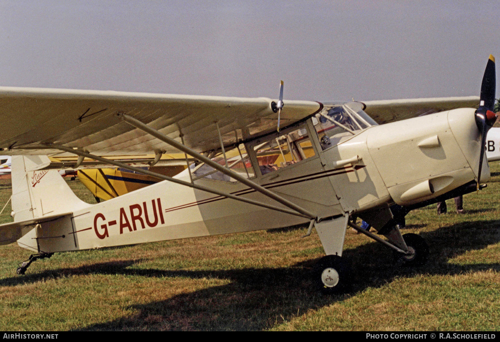 Aircraft Photo of G-ARUI | Beagle A-61 Terrier 1 | AirHistory.net #28098