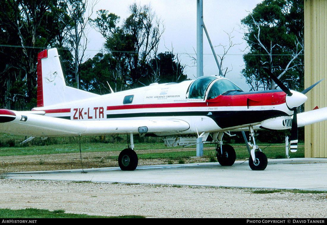 Aircraft Photo of ZK-LTR | Pacific Aerospace Cresco 08-600 | Pacific Aerospace Corporation | AirHistory.net #28752