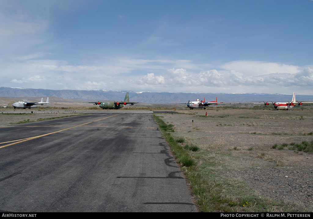 Airport photo of Greybull - South Big Horn County (KGEY / GEY) in Wyoming, United States | AirHistory.net #28882