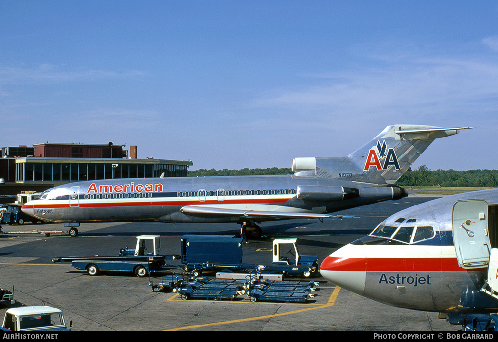 Aircraft Photo of N1978 | Boeing 727-23 | American Airlines | AirHistory.net #29068