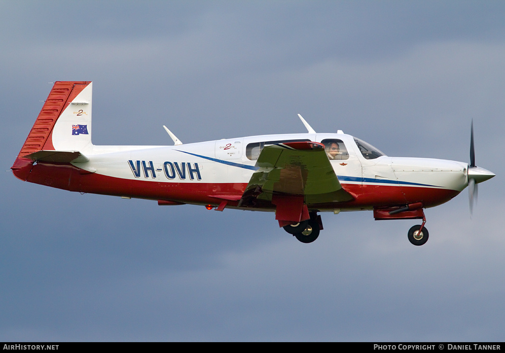 Aircraft Photo of VH-OVH | Mooney M-20R Ovation | AirHistory.net #29232
