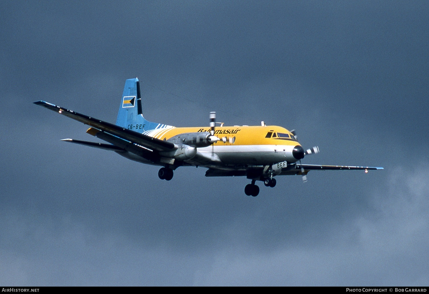 Aircraft Photo of C6-BEF | British Aerospace BAe-748 Srs2A/344 | Bahamasair | AirHistory.net #30047