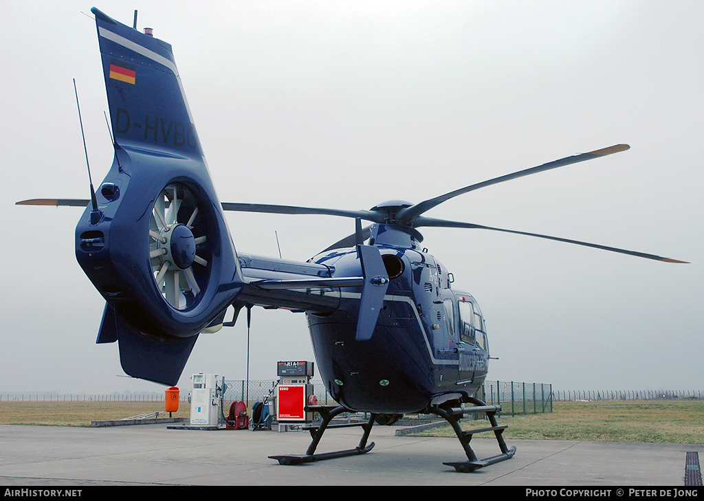 Aircraft Photo of D-HVBG | Eurocopter EC-135T-1 | Bundespolizei | AirHistory.net #30104