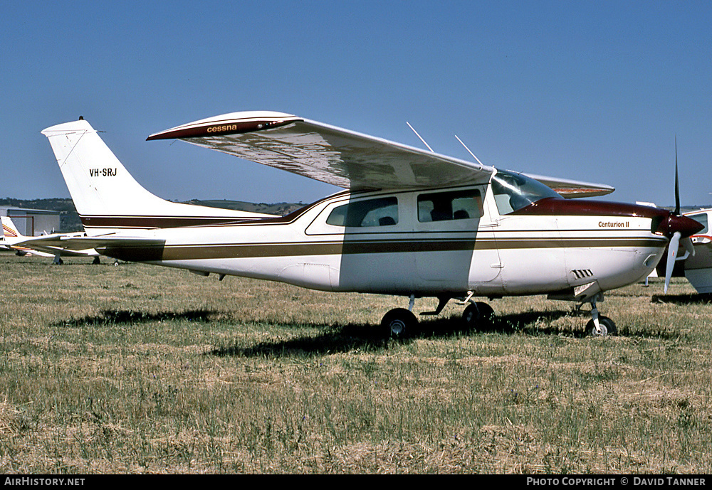 Aircraft Photo of VH-SRJ | Cessna 210L Centurion II | AirHistory.net #30528