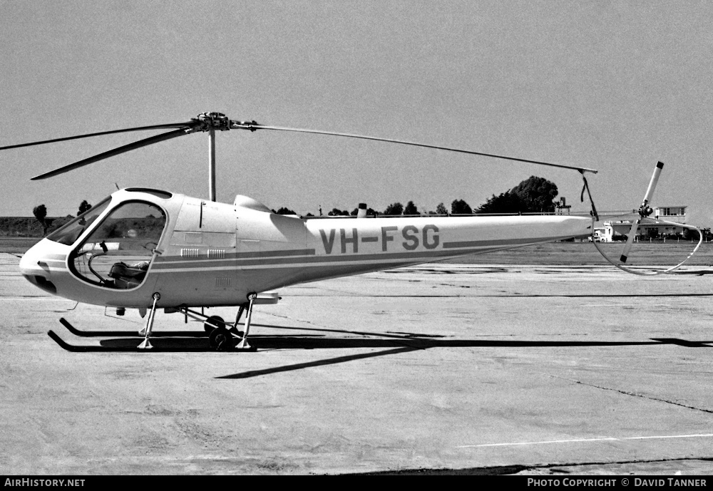 Aircraft Photo of VH-FSG | Enstrom F-28A | AirHistory.net #30684