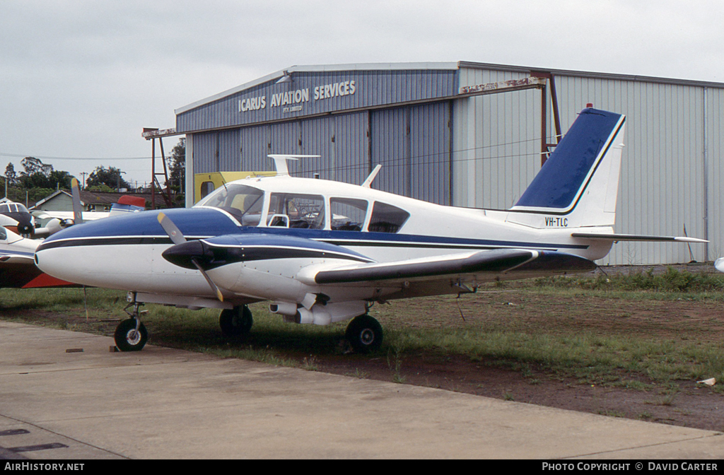 Aircraft Photo of VH-TLC | Piper PA-23-250 Aztec C | AirHistory.net #31161