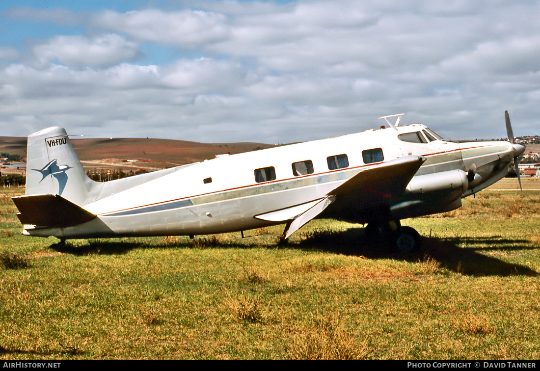 Aircraft Photo of VH-FDU | De Havilland Australia DHA-3 Drover Mk3B | AirHistory.net #31856