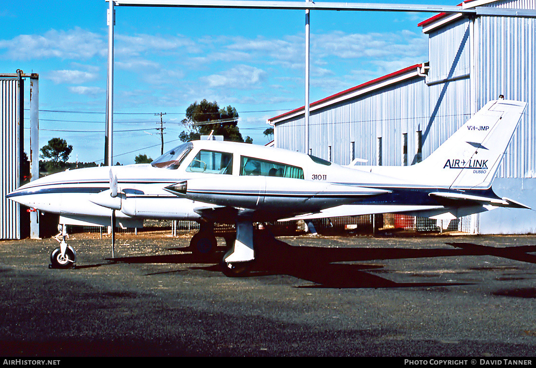 Aircraft Photo of VH-JMP | Cessna 310R | Air Link Dubbo | AirHistory.net #32250