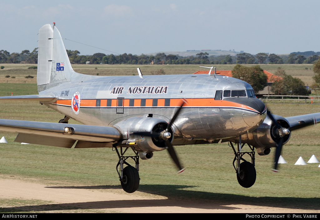 Aircraft Photo of VH-TMQ | Douglas C-47B Skytrain | Air Nostalgia | AirHistory.net #33498