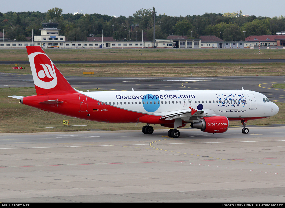 Aircraft Photo of D-ABNB | Airbus A320-214 | Air Berlin | AirHistory.net #33753